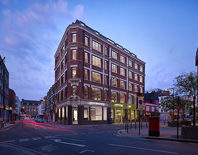 80 Middlesex Street - Interior & Exterior office space