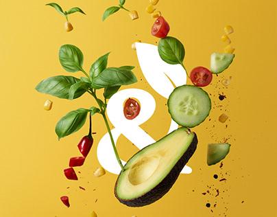 FOOD & FLOWER CART Brand Refresh