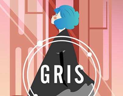 Gris fan animation