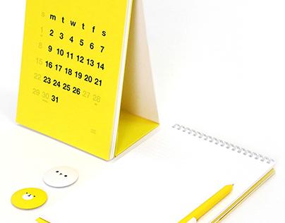 2017 cashslide Note+Calendar