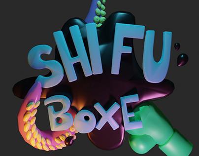 3D UI : Shi Fu Boxe