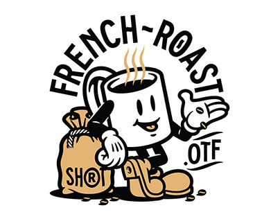 FRENCH-ROAST .OTF