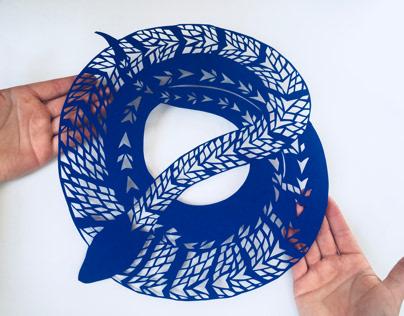 Papercut work