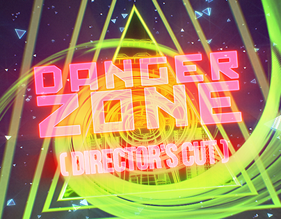 Arnaud Rebotini - Danger Zone ( Director's cut )