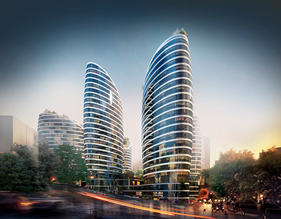 Splash Residential Complex