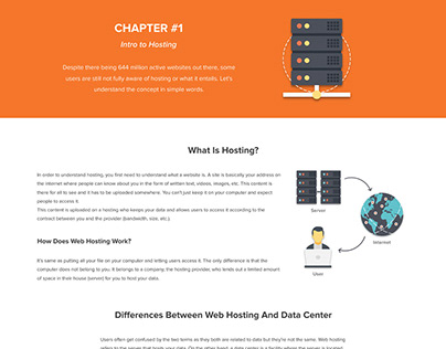 Web Hosting Guide - Chapter 1