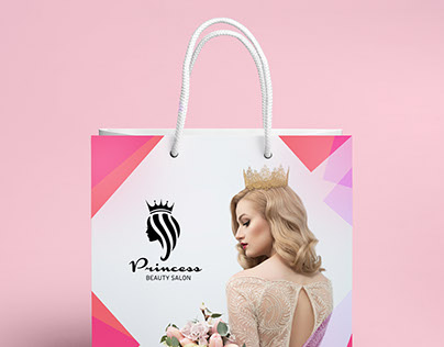 Beauty Salon Brand - Princess