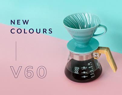 Hario V60 - New Colours