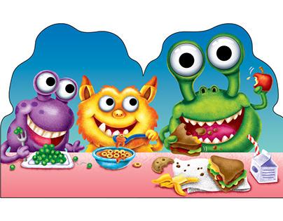 Digital Coloring for Children's Board Books