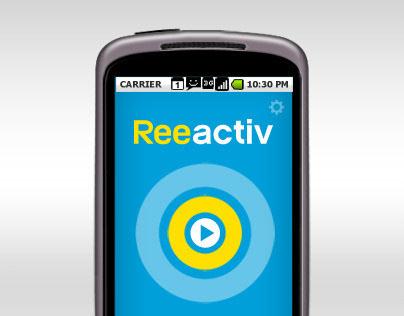 Reebok : Reeactiv Creative Concept