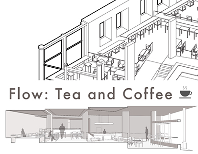 Flow: A Coffee and Tea House