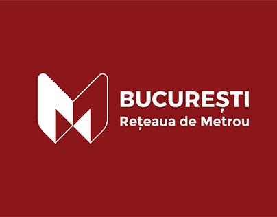 Bucharest Metro Map. Proposal.