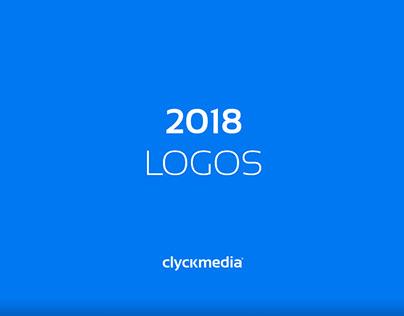2018 Logos - clyckmedia