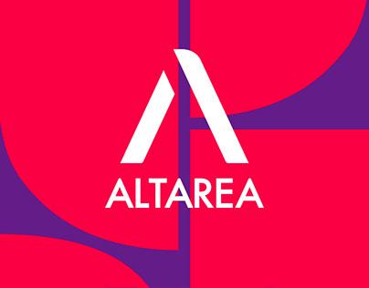 Altarea - Nouveau territoire de marque