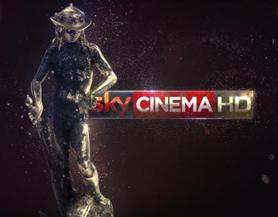 IDENT - Sky Cinema David di Donatello - 2016