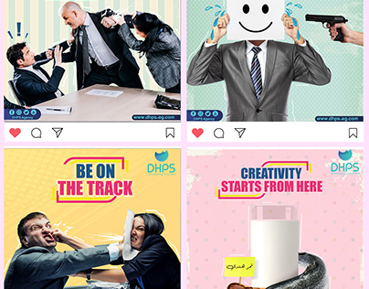 comedy campaign for my company :D