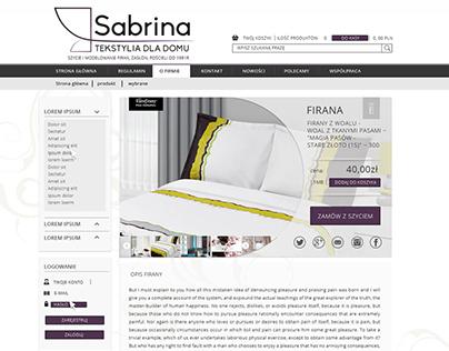 Sabrina website