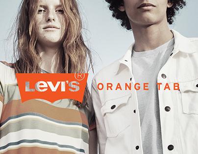 Kaffeine CRM - Levi's Orange Tab