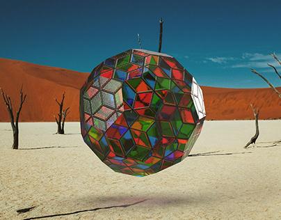 3D Abstract Art