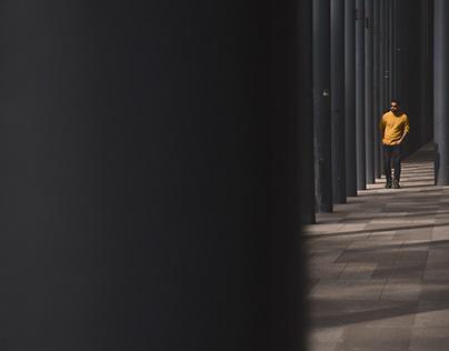 Wandering Yellow Sweater