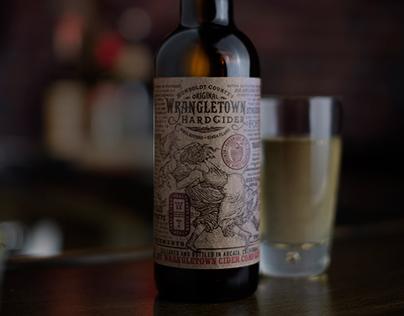 Wrangletown Hard Cider