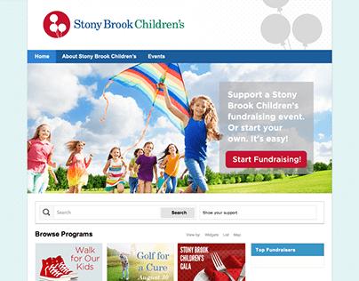 Stonybrook Fundraising Site