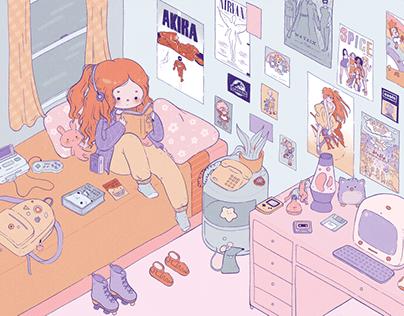 90s girl