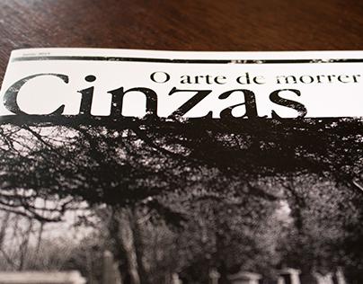 Cinzas. Revista de arte