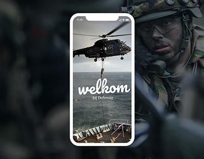 Defensie welkom e-magazine