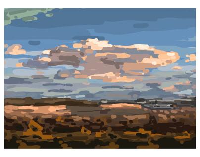 landscape drawing 2