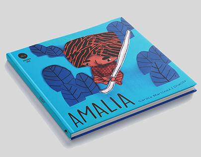 Amalia - Libro álbum