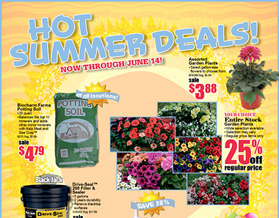 Hot Summer Deals! 2015