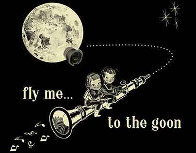 FLY ME TO THE GOON