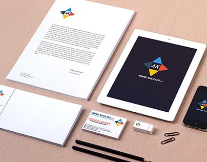 Anwar Alkaled Branding | أنوار القلائد - هوية تجارية