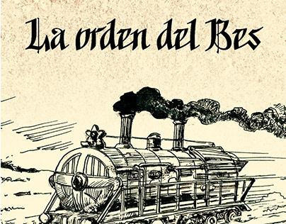 MIÉRCOLES: La Orden del Bes de Santullo y Lalia.