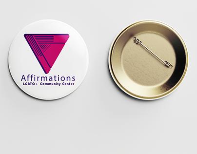 Affirmations Logo Redesign