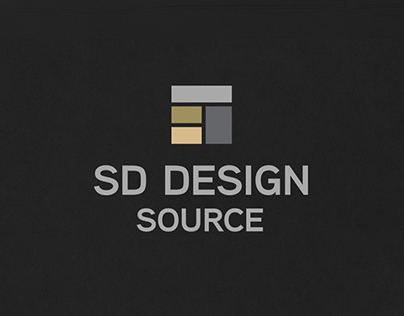 SD Design Source Logo Identity Package