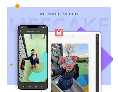 IOS, Android & Web - Lifecake