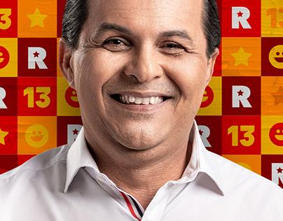 Radiovaldo Prefeito - Campanha Política
