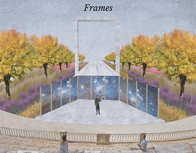 Frames - Cortona Open 3D