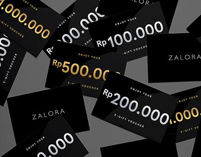 ZALORA E-Gift Card
