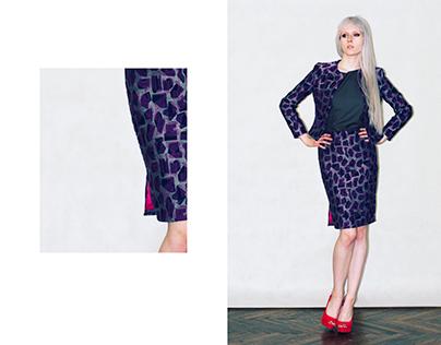 RETRO - Jacquard's fabric for fashion & interior design