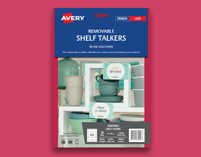 Avery Label Packaging