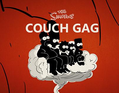 Homer's Brain Couch Gag | Season 25 Ep. 19 | THE SIMPSO