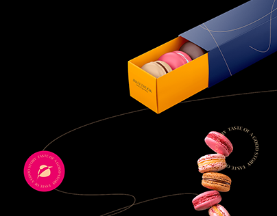 SweetBook - Patisserie with stories