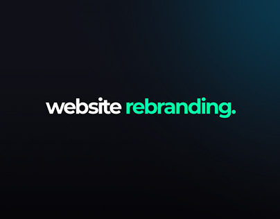 LINC website rebranding