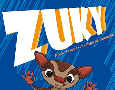 ZUKY / Empaque de cereal