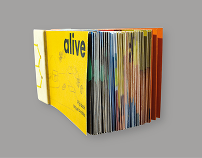 flip book - Alive