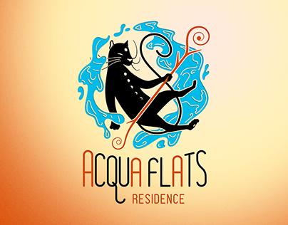 Logo Acqua Flats Residence