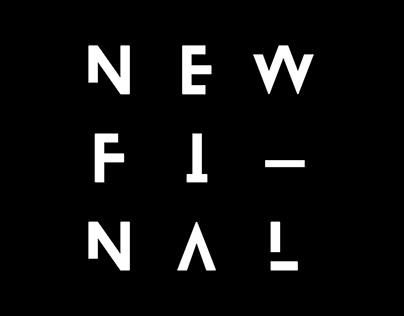 NEWFI—NAL Grad Show | Brand Identity Design
